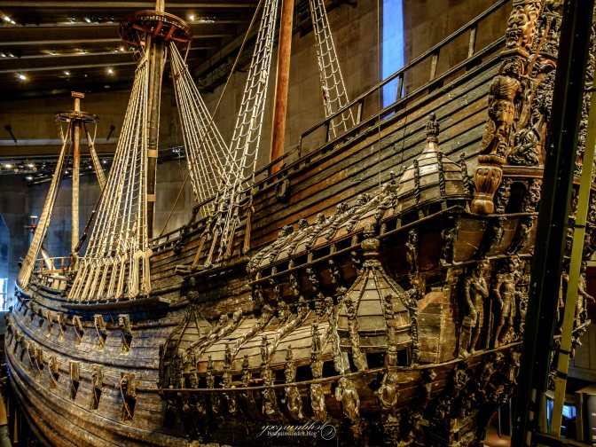 Sweden | The Vasa Museum