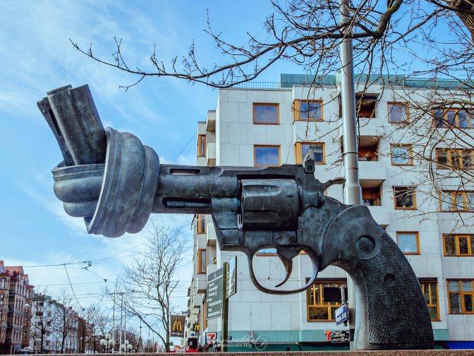 Gothenburg   Sculpture Walk